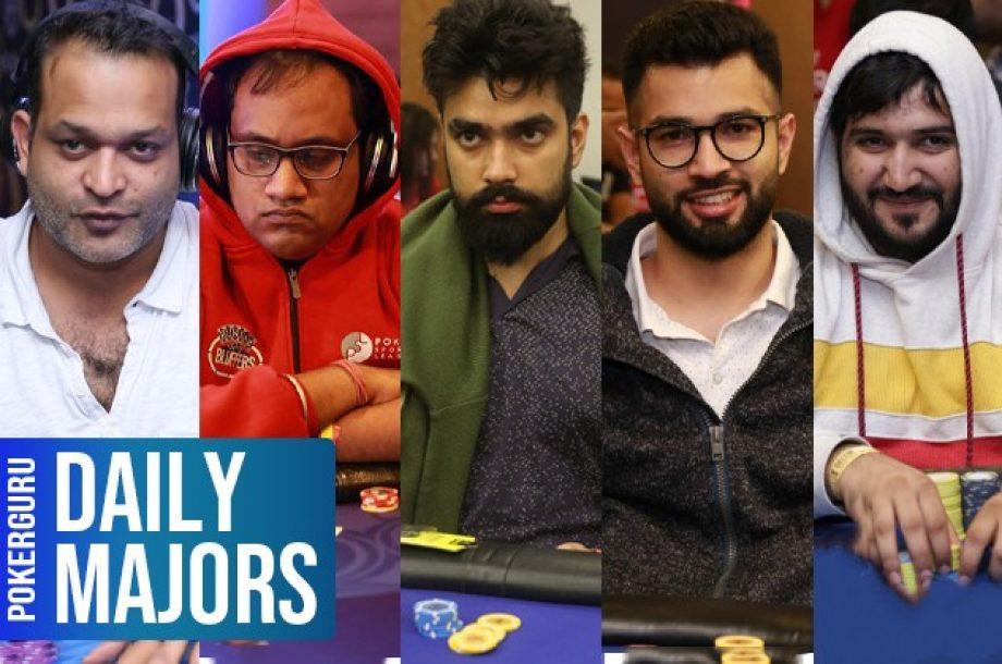 Madhav Gupta, Abhishek Garg, Anuj Yadav, Ankit Wadhawan & Deepak Singh - Daily Majors