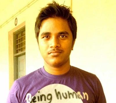 Runner-up Prabhat Kumar