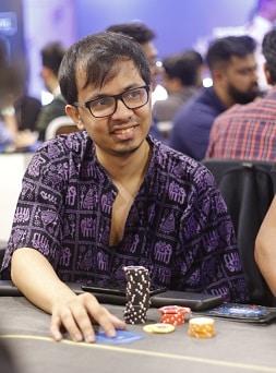 Runner-up Sajal Gupta