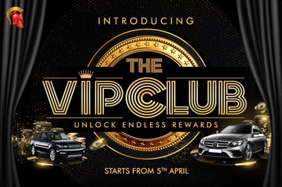Spartan Poker VIP Club