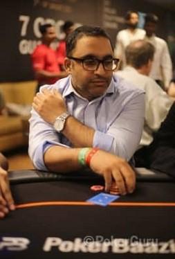 Runner-up Ram Kakkar