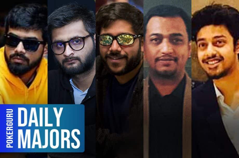 Shardul Parthasarathi, Ashish Munot, Raghav Bansal, Rohan Soman & Animesh Thakur - Daily Majors