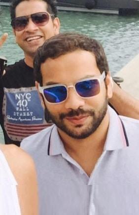Vivek Pinto Rosario