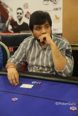 Runner-up Vivek Singh