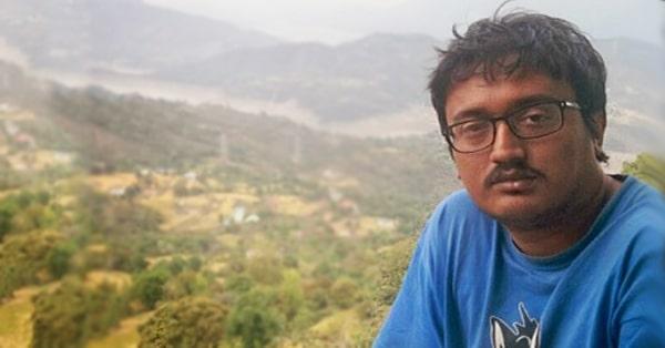 Runner-up Anirban D Das