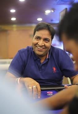 Runner-up Anant Purohit