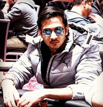 Runner-up Vinayak Bajaj
