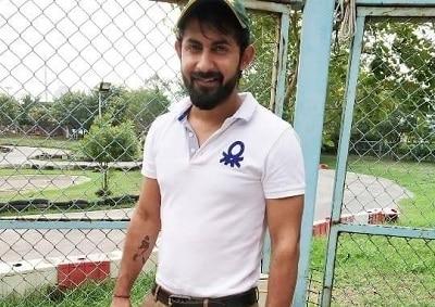 Runner-up Naman Puri