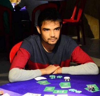 Runner-up Amit J