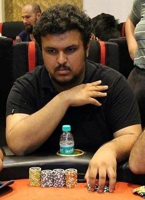 Runner-up Debayan Das