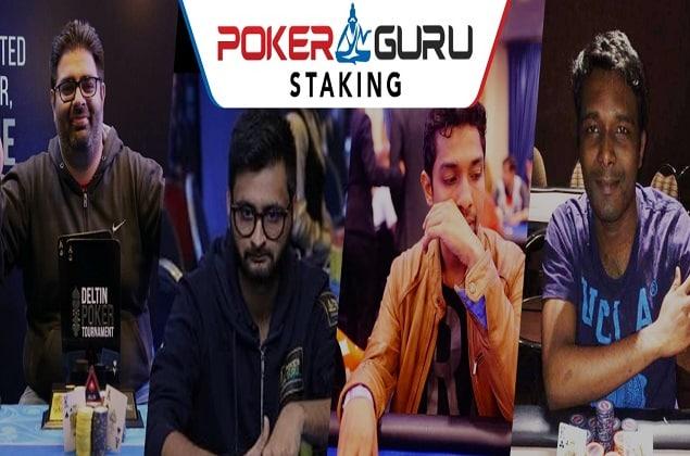 PokerGuru Staking