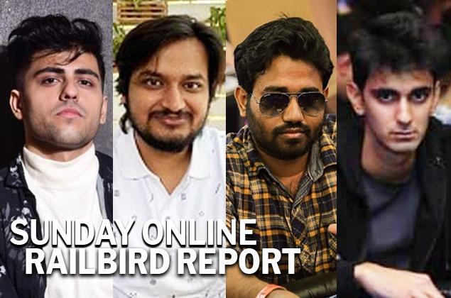 Sunday Online Railbird Report