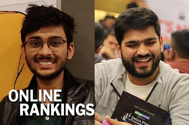 Online Rankings 22-08
