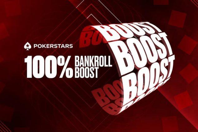 100% Reload Bonus Offer is Back on PokerStars India (August 2-15)